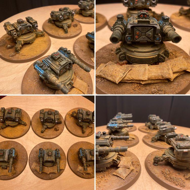 Sabre Weapons Platforms